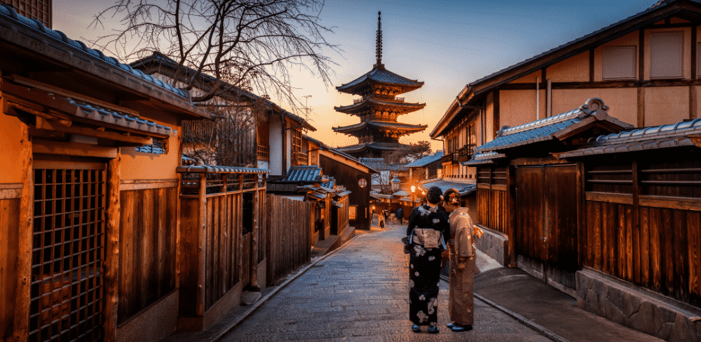 2 Days in Kyoto