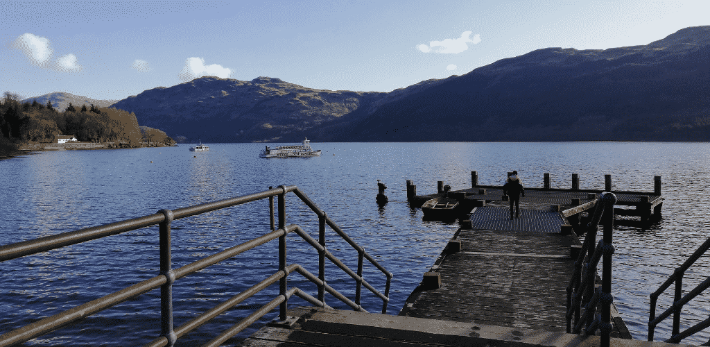 Road Trip UK Scotland Loch Lomond