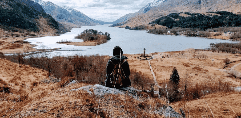 Road Trip UK Scotland Loch Shiel Harry Potter Manuel Brandt