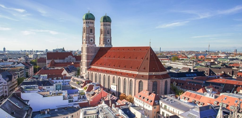 One Day in Munich Frauenkirche
