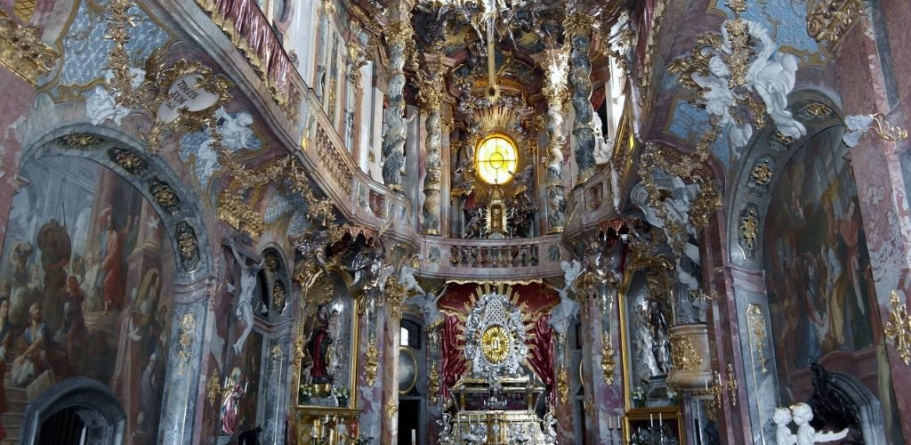 The Asam Church Munich
