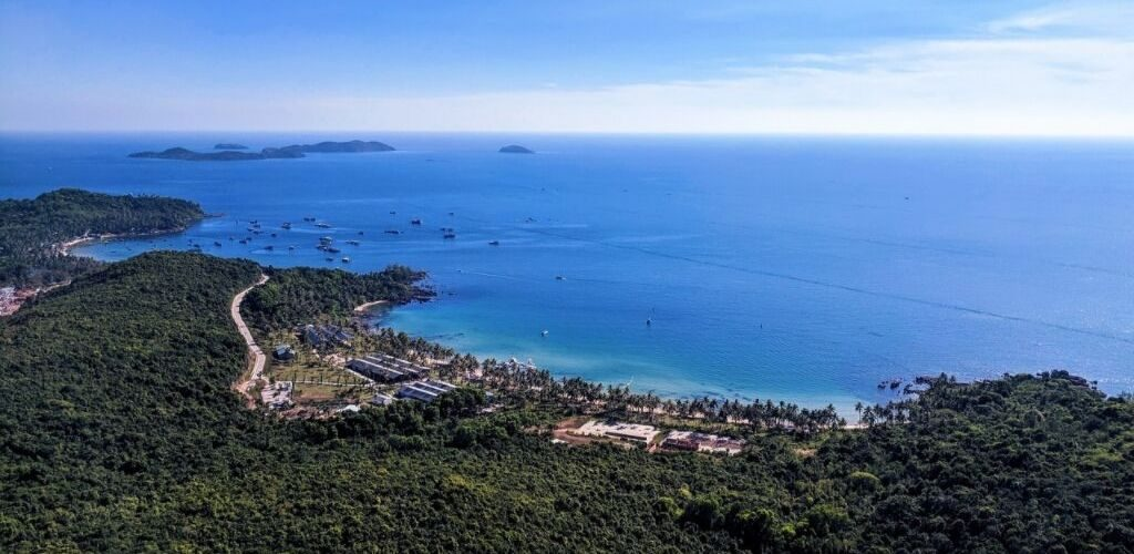 Vietnam Beach Holidays Phu Quoc Strand Long Beach