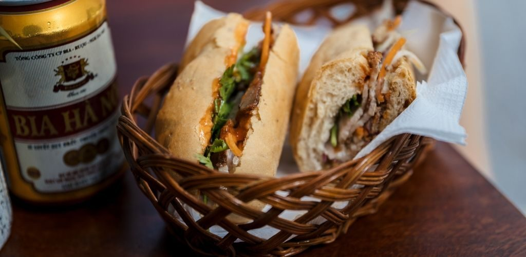 Vietnamese Food Culture Banh Mi