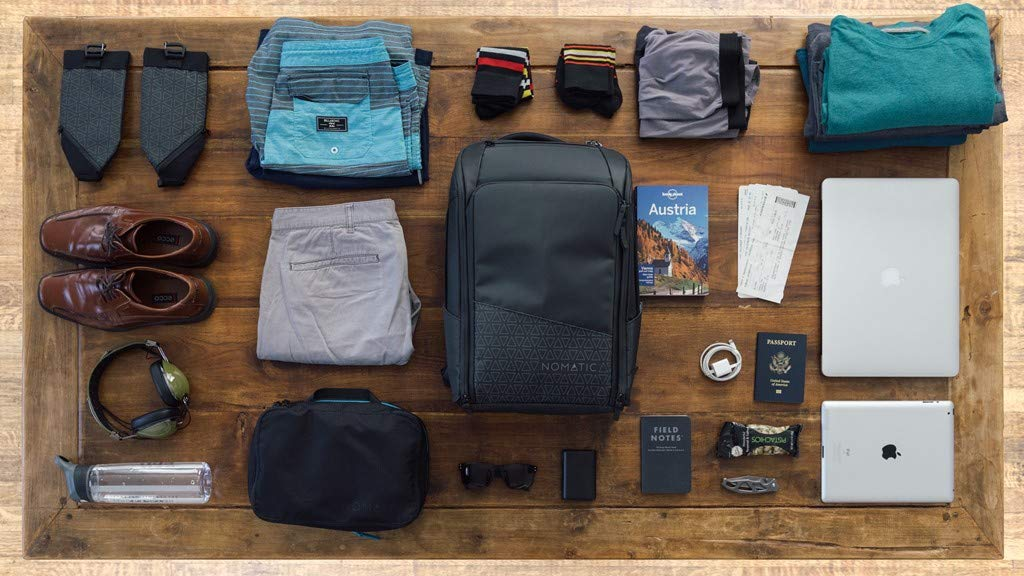 Hangepäck Rucksäcke Nomatic Travel Pack
