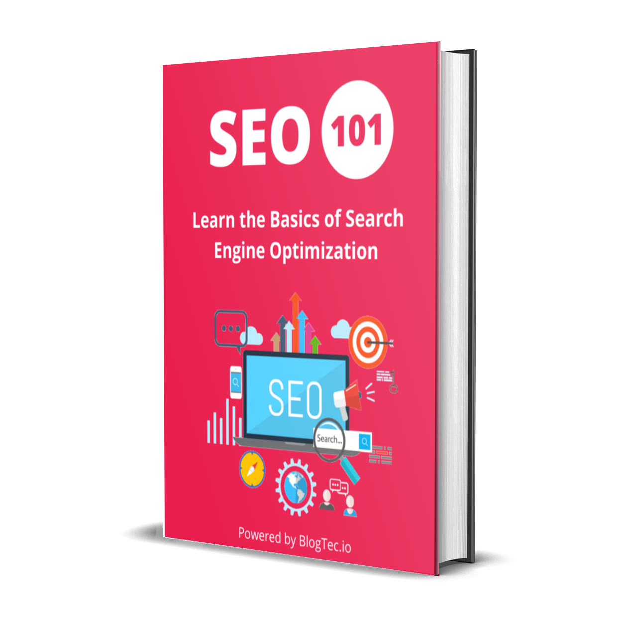 Basics of SEO, SEO Course, SEO Ebook