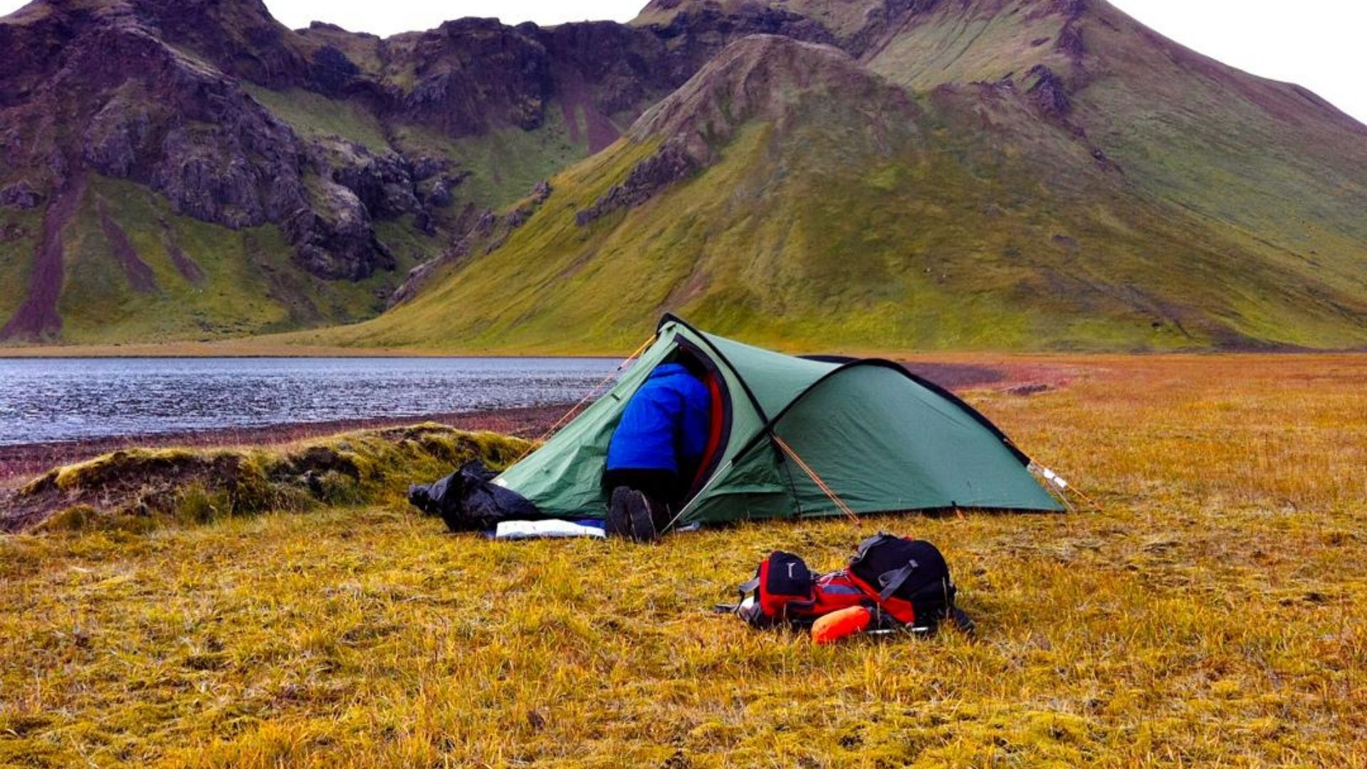 Hiking in Iceland: Backpacking trip from Reykjavik to Landmannalaugar